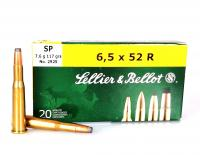 6,5 x 52 R SP - Sellier & Bellot