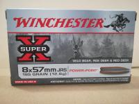 8 x 57 JRS Winchester Power Point - 12,6 g