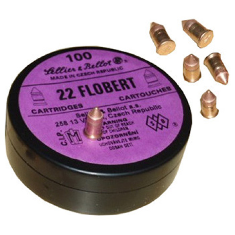 .22 Flobert CB - Sellier & Bellot