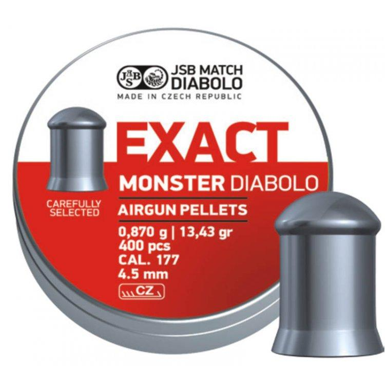 diabolo JSB Exact Monster 4,52 mm