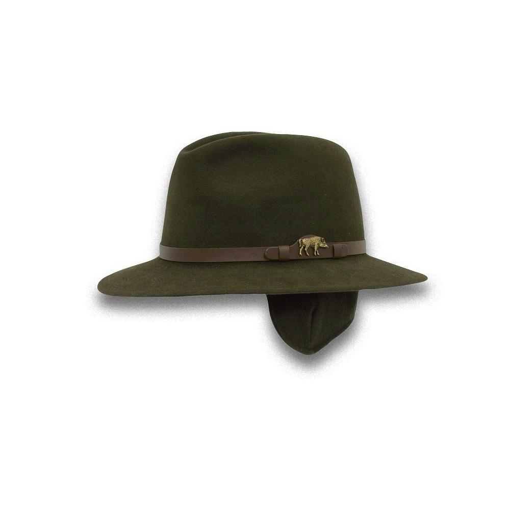 klobouk s nákrčníkem - divočák - Lodenhut 6ba6e931dc