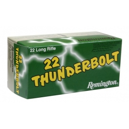 .22 LR Remington Thunderbolt HV 2,59 g